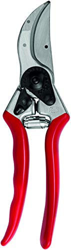 Felco F-2 068780 Classic Manual Hand Pruner, F 2, Red