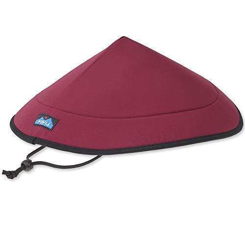 KAVU Chillba Sun Hat Water Resistant Fishing Cap - Wine