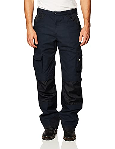 Caterpillar Men's Trademark Pant (Regular and Big & Tall Sizes), Navy, 34W...