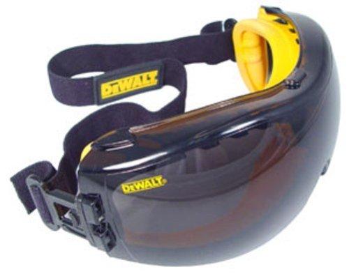 DEWALT - DPG82-21C Dewalt DPG82-21 Concealer Smoke Anti-Fog Dual Mold...