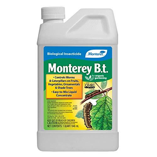 Monterey LG 6336 Bacillus Thuringiensis (B.t.) Worm & Caterpillar Killer...