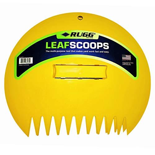 Rugg Original Leaf Scoops; 1 Pair