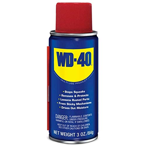 WD-40 Multi-Use Product Handy Can 3 oz (Pack of 2)
