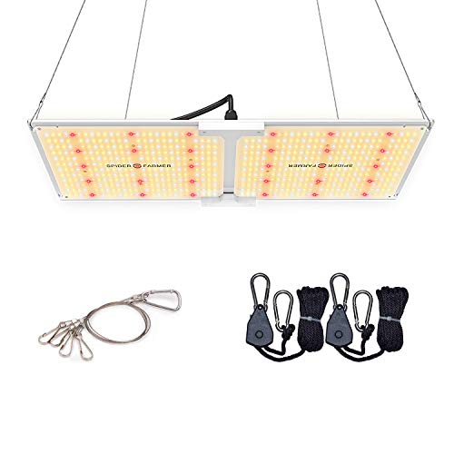 SPIDER FARMER SF-2000 LED Grow Light 2x4 ft Coverage Compatible with...
