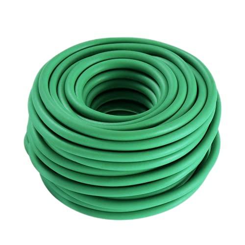 Lovtepets 50 Feet / 15m Soft Plant Ties, Garden Ties TPR Flexible Durable...