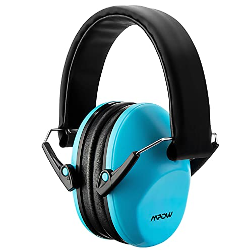 Mpow 068 Kids Ear Protection, NRR 25dB Noise Reduction Ear Muffs, Toddler...