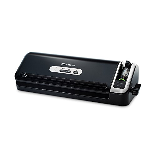 FoodSaver FM3920 2 in 1 Vacuum Sealer System with Quick Marinate Mode and...