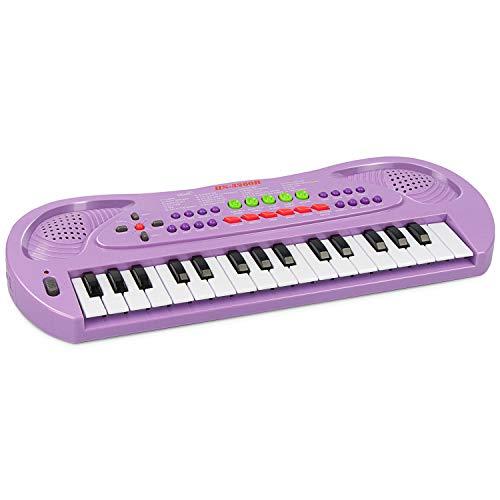 aPerfectLife Kids Piano Keyboard, 32 Keys Multifunction Electronic Kids...