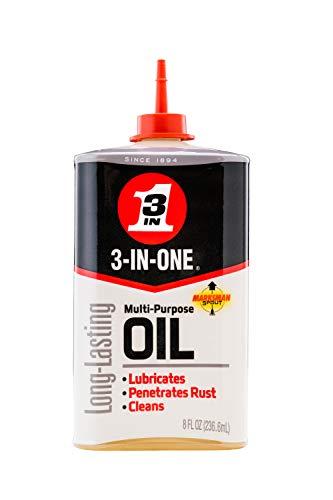3-IN-ONE - 10038 Multi-Purpose Oil, 8 OZ