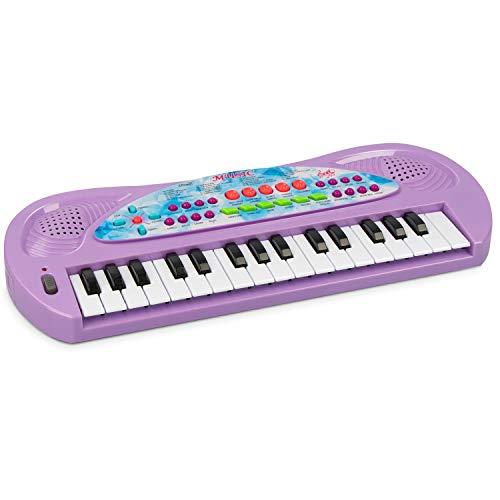 aPerfectLife Kids Keyboard Piano, 32 Keys Multifunction Portable Toy Piano...