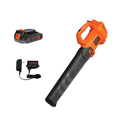 beyond by BLACK+DECKER 20V MAX Cordless Leaf Blower - Leaf Blower Kit -...
