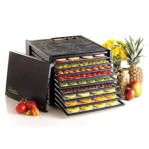 Excalibur Food Dehydrator 9-Tray Electric with 26-hour Timer, Automatic...