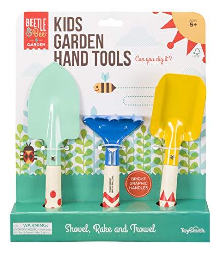 Beetle & Bee Kids Garden Hand Tools