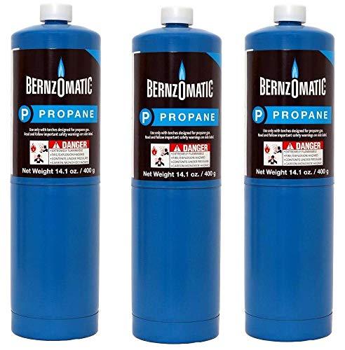 Standard Propane Fuel Cylinder (1 Pack) (3-(Pack))