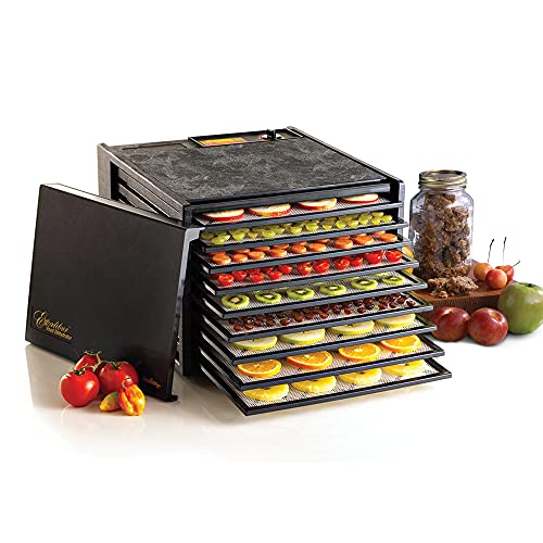 Excalibur Food Dehydrator 9-Tray Electric with Adjustable Thermostat...