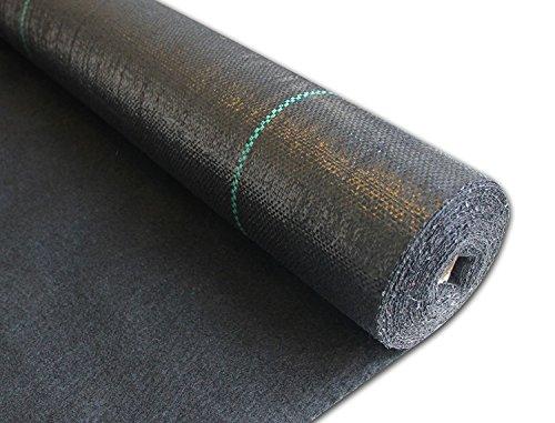 ECOgardener Premium 5oz Pro Garden Weed Barrier Landscape Fabric Durable &...