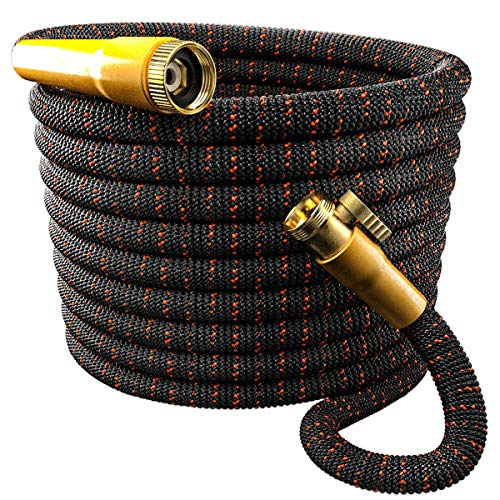 TBI Pro Garden Hose Expandable and Flexible - Super Durable 3750D Fabric |...