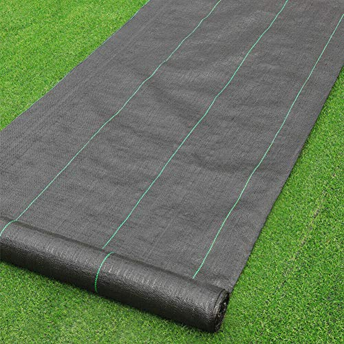 · Petgrow · Heavy Duty Weed Barrier Landscape Fabric for Outdoor Gardens,...